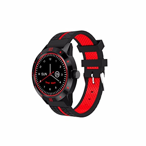 Amazon.com: Bond Smart Watch Heart Rate Monitor Push Mensaje ...