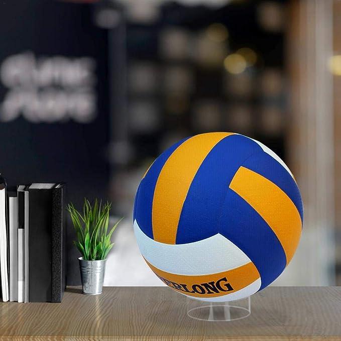 kingpo - Soporte para balón de Baloncesto (plexiglás, Expositor de ...