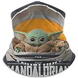 Star Wars face mask Bandana Mandalorian Neck Gaiter Warmer Lightweight Balaclava