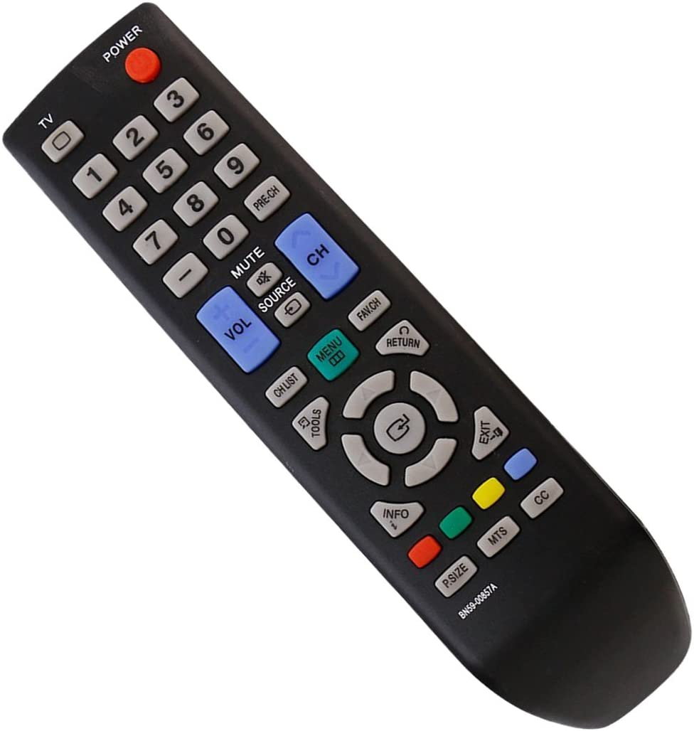 ALLIMITY BN59-01266A Control Remoto reemplazado Apto para Samsung TV QN55Q7 QN65Q7 UE32M5500 UE32M5502 UE32M5505 UE32M5550 UE32M5570 UE32M5572 UE32M5575 UE32M5600 UE32M5602 UE32M5605