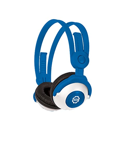 Kidz Gear Headphones Giveaway >> Amazon Com Kidz Gear Bluetooth Stereo Headphones For Kids Blu