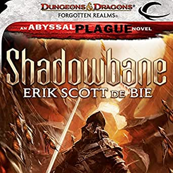 The nightmare birds shadowbane: age of aelfborn the legend of.