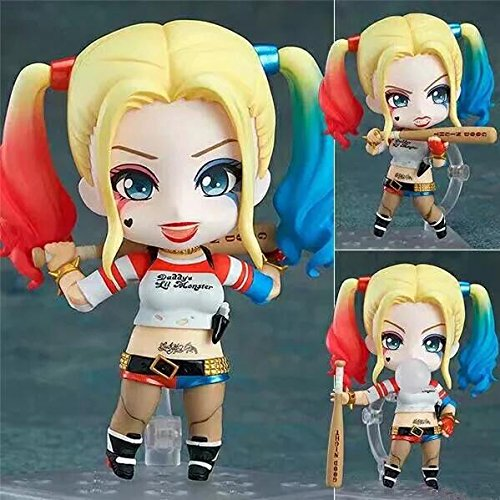 672 Squad Harley Quinn PVC Figure Toy Gift