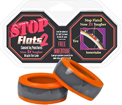 Stop Flats2 Road Bicycle Tire Liner