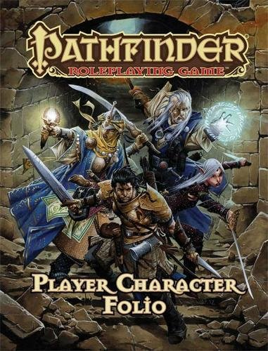Pathfinder Roleplaying Game Player Character Folio]()