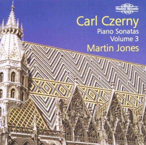 - Czerny: Piano Sonatas, Vol. 3