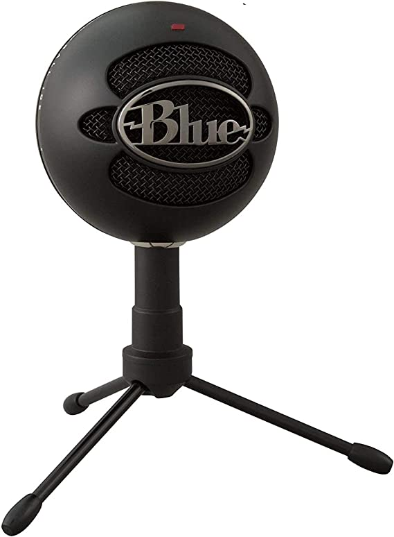 Blue Snowball iCE USB Mic for Recording and Streaming