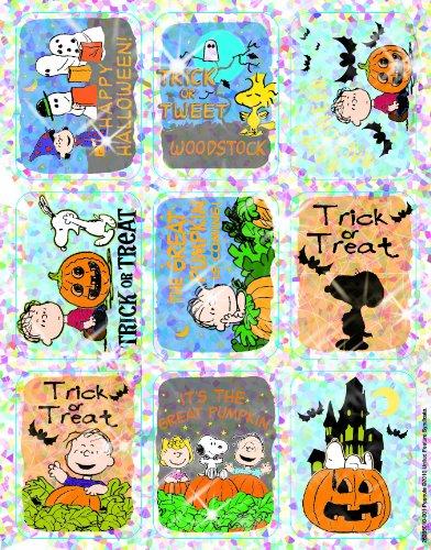 Eureka Peanuts Halloween