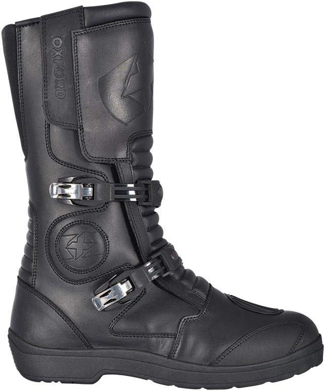 Black Oxford Explorer Boots US 11 // EU 45