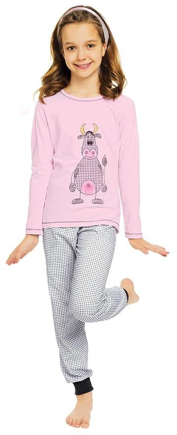 Italian Fashion IF Pijamas para Niña Raspberry 0223: Amazon.es: Ropa y accesorios