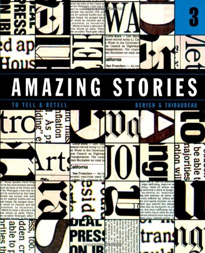 Amazing Stories 3: To Tell and Retell