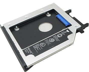2nd HDD disco duro SSD Nimitz luxtons para Lenovo Ideapad Y500 Y510p con soporte reemplazar tarjeta gráfica