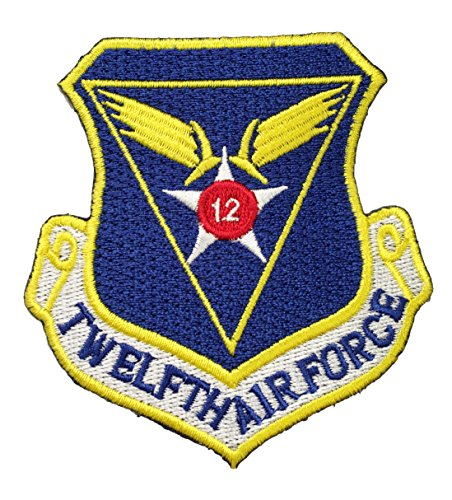 12th air force patches eBay