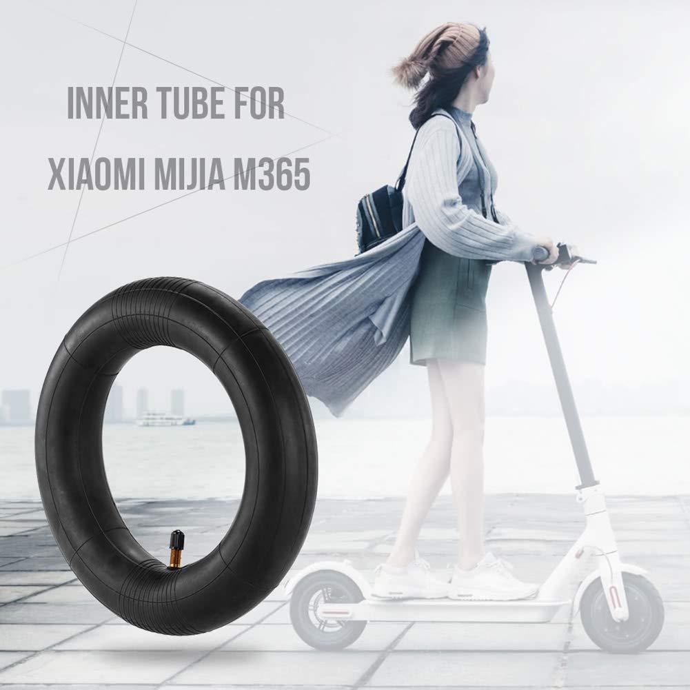 Queta 2 Piezas Cámaras de Aire Ruedas Interior para Xiaomi m365, Neumático Engrosado Resistente al Desgaste para Patinete Eléctrico Scooter Xiaomi, 8 ...