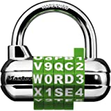 Master Lock 1534D Combination Lock, 1-Pack, Assorted