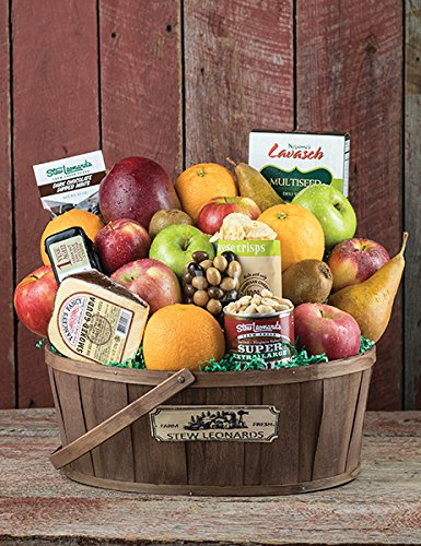 Awesome Fruit Basket from Stew Leonard's Gifts