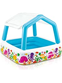 Intex Sun Shade Inflatable Pool ...