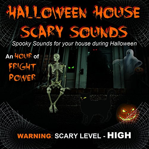 Halloween House Scary Sounds -