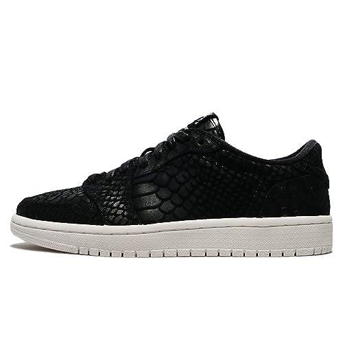 new styles e7bbe ab8e4 Air Jordan Wmns 1 Retro Low No Swoosh lifestyle shoes women - 6
