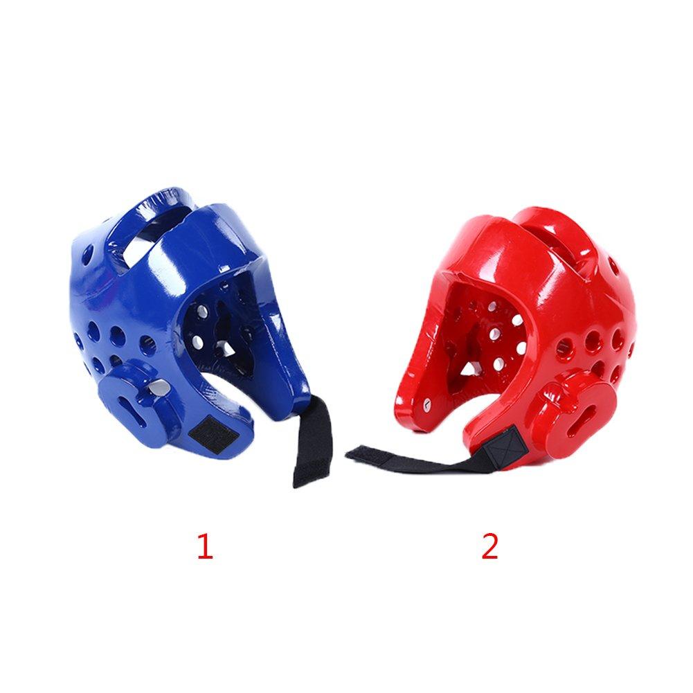 Amazon.com : osierr6 Children Headgear, Kickboxing Helmet for Taekwondo Judo Martial Arts Sparring Helmet Gear Head Protector : Sports & Outdoors