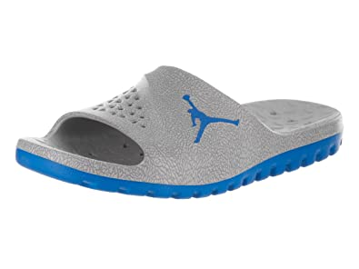 dddccb51d333f Nike Jordan Men s Jordan Super.Fly Team Slide 2 Grpc Wolf Grey Soar ...
