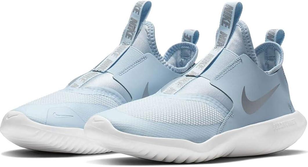un poco Solo haz término análogo  Nike Flex Runner (gs) AT4662-402 - Zapatillas de running para niño (talla  5), color azul: Amazon.com.mx: Ropa, Zapatos y Accesorios