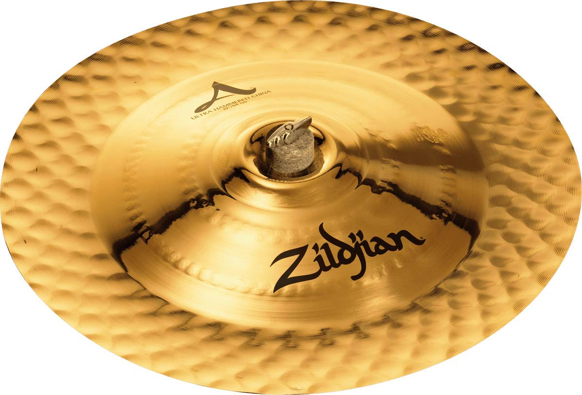 Zildjian A Series 19'' Ultra Hammered China Cymbal by Avedis Zildjian Company