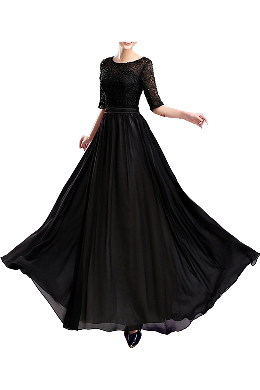 (ウィーン ブライド)Vienna Bride セレブリティドレス フォーマルウエア ドレス ロングドレス プリンセス風 多色 結婚式 披露宴 演奏会 演出 B07211FK26 9 ブラック ブラック 9