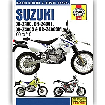 2004 drz 400 service manual enthusiast wiring diagrams u2022 rh rasalibre co DRZ400S Specs DRZ 400 Years and Colors