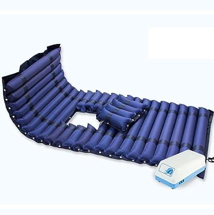 Colchón hinchable de aire cómodo para inodoro médico antihongos ...