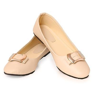 b6a3e0150f6 HD Fancy Girls Flat Bellies (Belly) Sandal: Amazon.in: Shoes & Handbags
