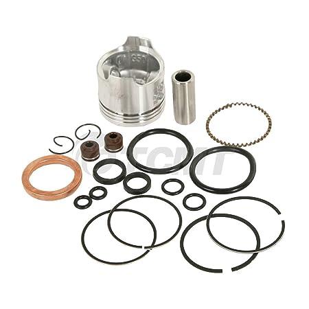 Amazon Com Tcmt Cylinder Bore Piston End Engine Rebuild Kit Fits