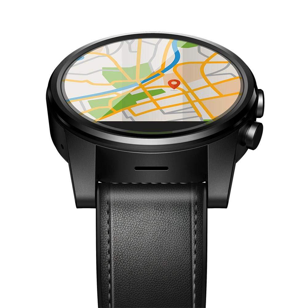 Smartwatch GPS, Zeblaze THOR 4 PRO 4G Smart Reloj con pantalla de cristal de 1.6 pulgadas GPS/GLONASS Quad Core 16GB ROM 5.0MP Cámara compatible con ...