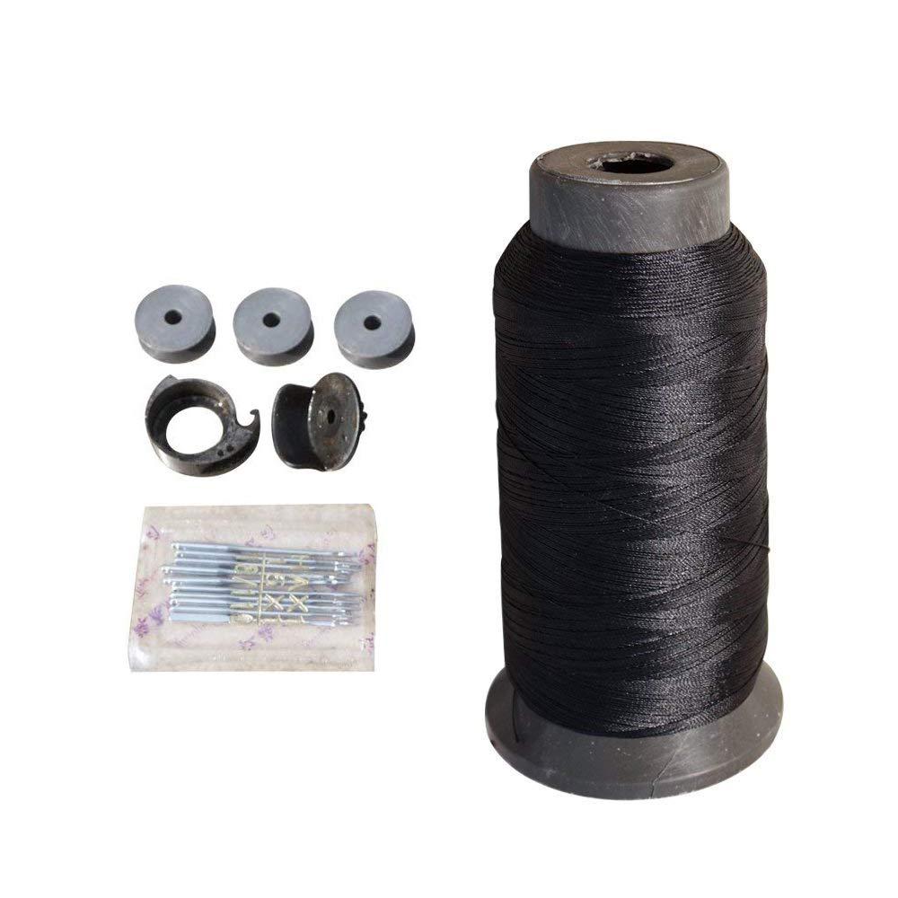 dfa1fa10e HUKOER Máquina de mano Zapatero zapatero Máquina de reparación de bricolaje  Máquina de coser línea de ...