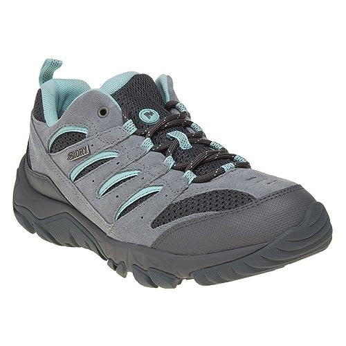 Merrell White Pine Vent Mujer Zapatillas Gris: Amazon.es: Zapatos y complementos