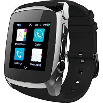 SuperSonic Bluetooth Smart Watch with Call Feature
