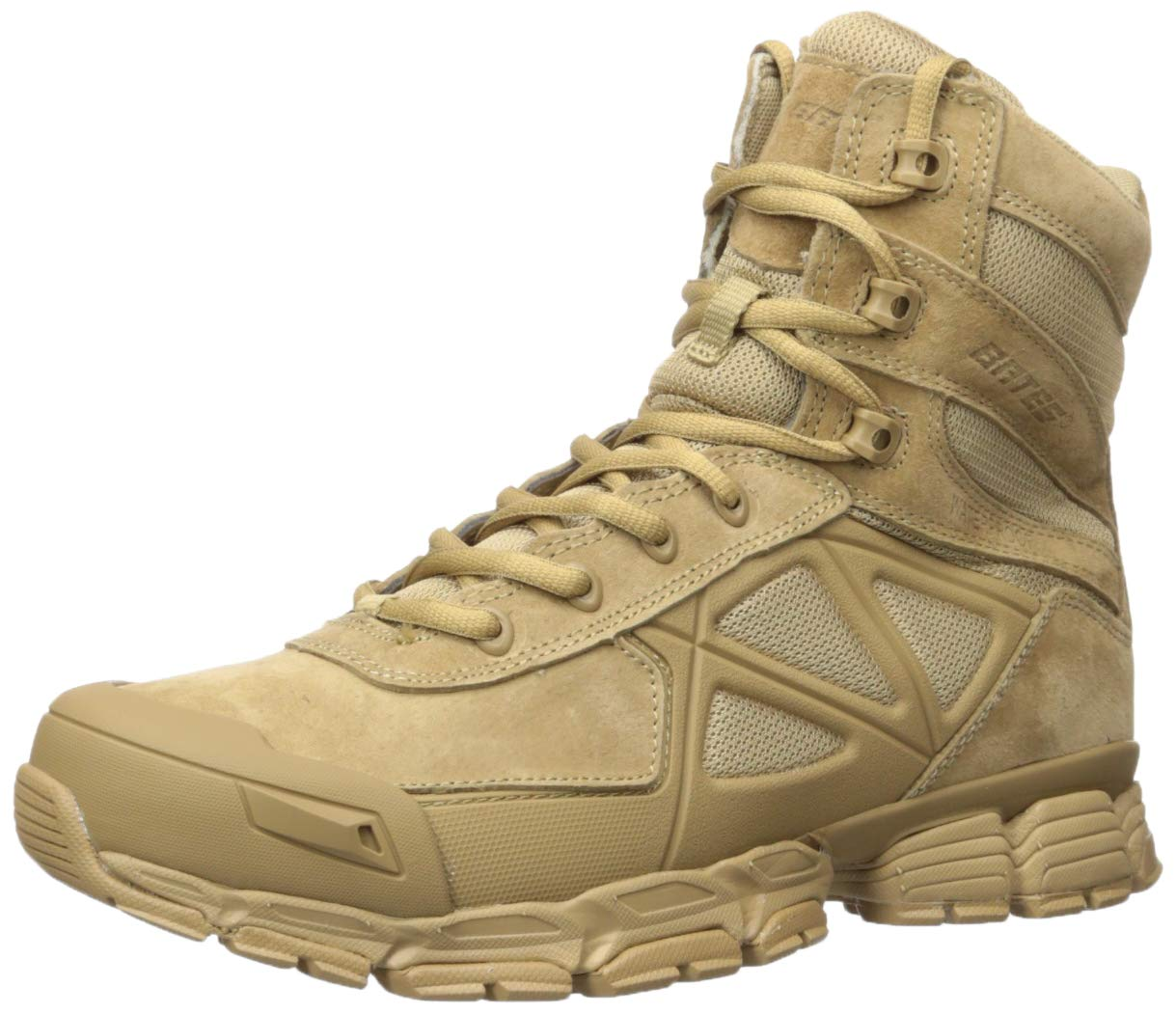 Bates Men's Velocitor Waterproof Fire and Safety Boot, Olive Mohave, 13 Extra Wide US