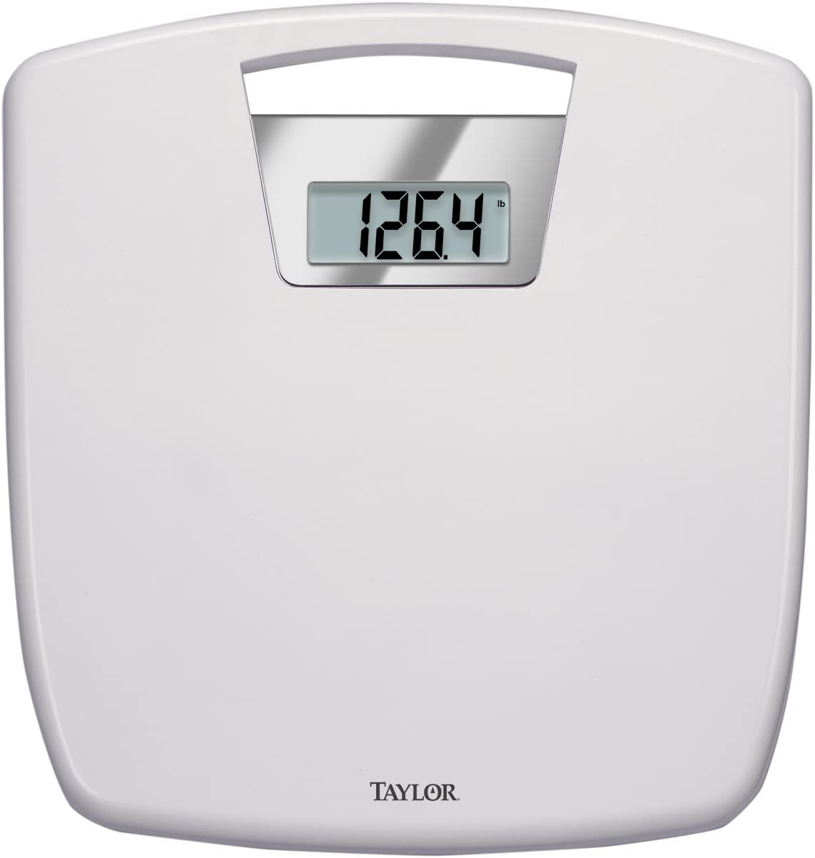 Taylor Digital Bathroom Scale with Antimicrobial Platform