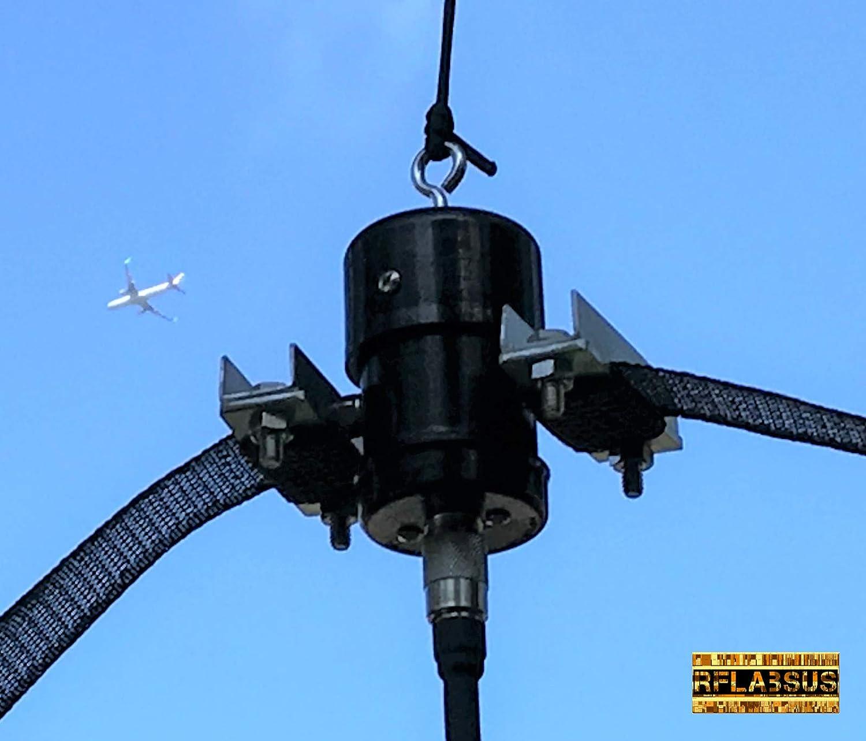 FidgetKute K5WZ - Antena de dipolo HF (60 m, 6 m a 60 m ...