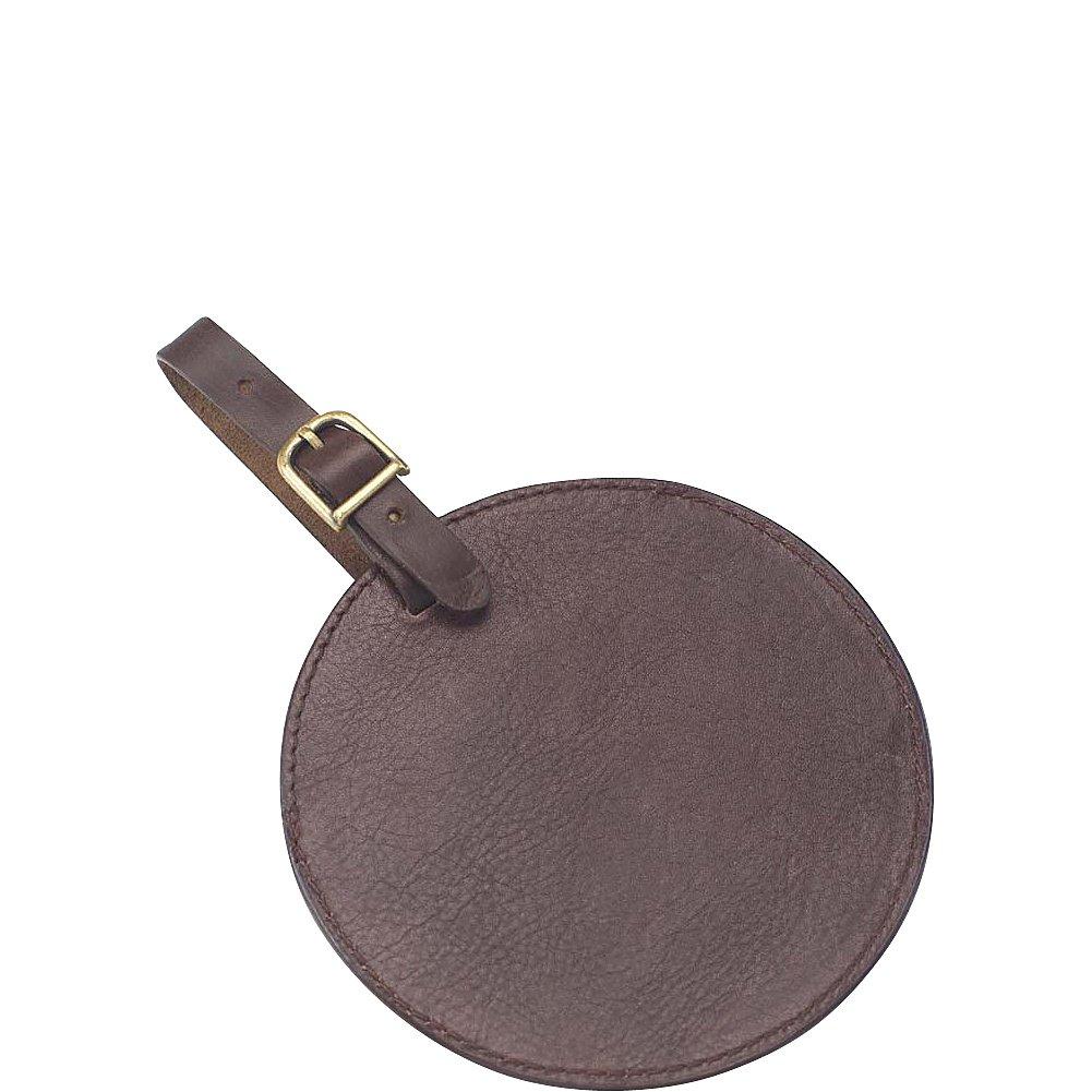 Clava Tuscan Leather円荷物タグ B000LYVLYY Tuscan Cafe