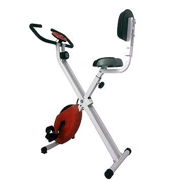Gyrowheel Bicicleta estática Plegable con Respaldo para Adulto ...