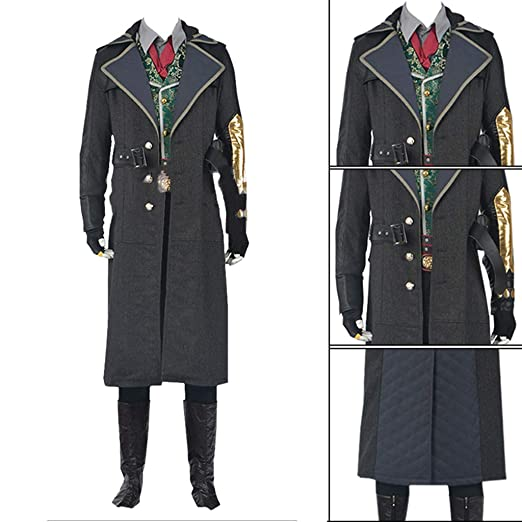 Anime co s AssassinS Creed Yuxiong Sleeve Sword Game Syndicate ...