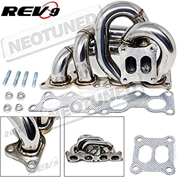 Rev9 for Toyota MR2 3SGTE Equal Length Turbo Manifold (3rd