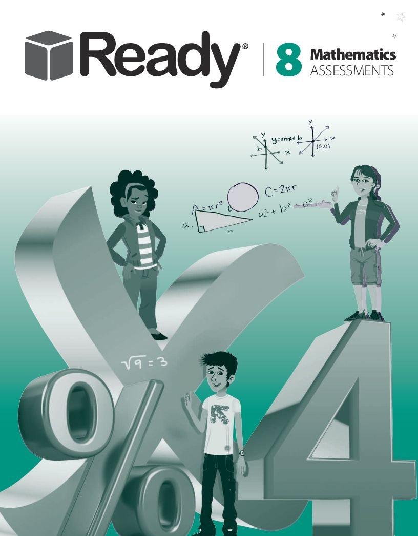 Read Online 2016 Arkansas Grade 8 Common Core Mathematics Assessment Practice Tests pdf epub