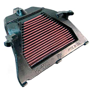 Honda CBR600RR 2007-12 K&N High Performance OEM Replacement Air Filter