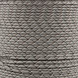Reflective Type III 550 Paracord - Desert - 10 Ft Hank - 7 Strand Core - 100% Nylon, Parachute Cord, Commercial Paracord, Survival Cord