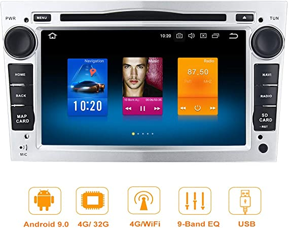 Dasaita 7 Android 8 0 Doppel Din Auto Stereo Dvd Head Elektronik