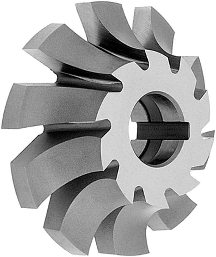 WOF: 13//16 Left Hand Radius of Circle: 9//16 Dia.: 4-1//4 Hole Dia.: 1-1//4 Corner Rounding Milling Cutters