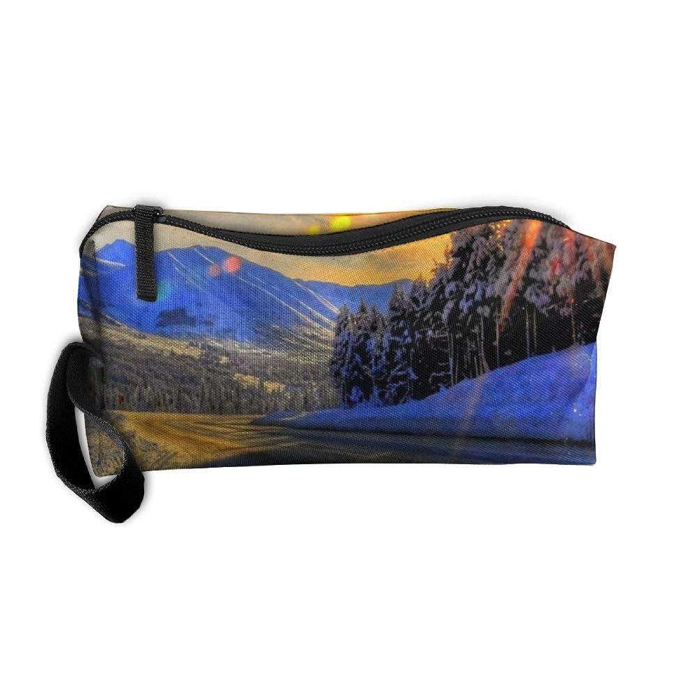 c41d352ecb 50%OFF Travel Cosmetic Pouch Bag Multi-function Makeup Bags Pen Case ...