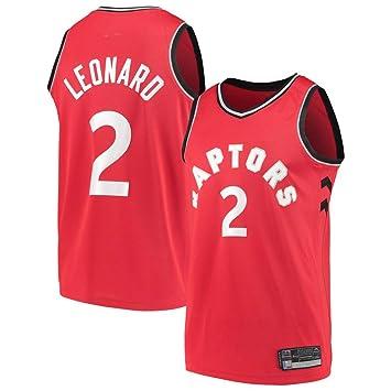 new product 63d48 67139 Youth Toronto Raptors Kawhi Leonard Red Swingman Jersey #2 ...